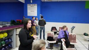 Feb. 2017 Bowling for Sandhills Food Bank
