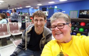 March 9, 2017 Bowling with Pride