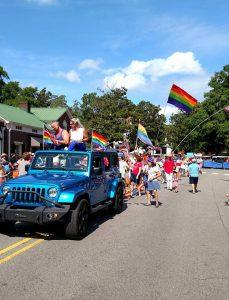 July 4 2018 Pride Parade